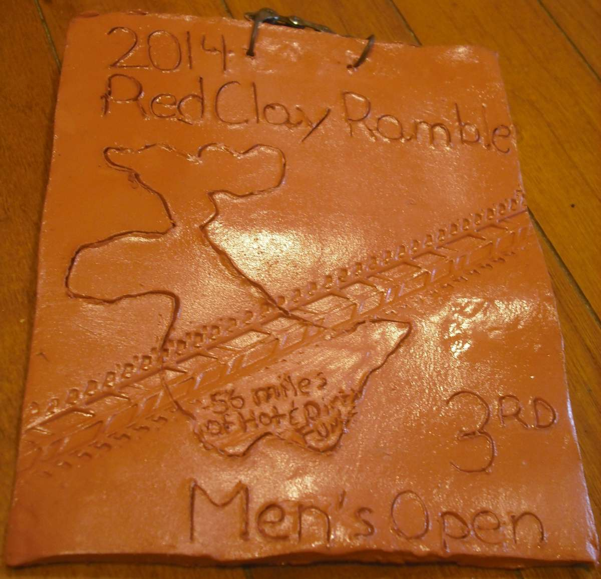 2014 red clay ramble