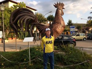 K-Dogg and the Big Rooster.