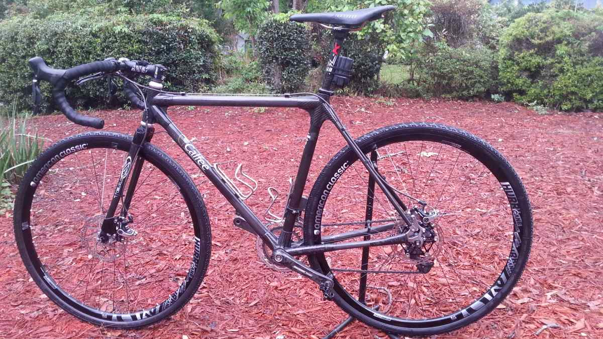 calfee design cyclocross bike