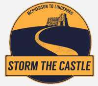 Storm the Castle - McPherson, Kansas @ Meadowlark Trailhead | McPherson | Kansas | United States