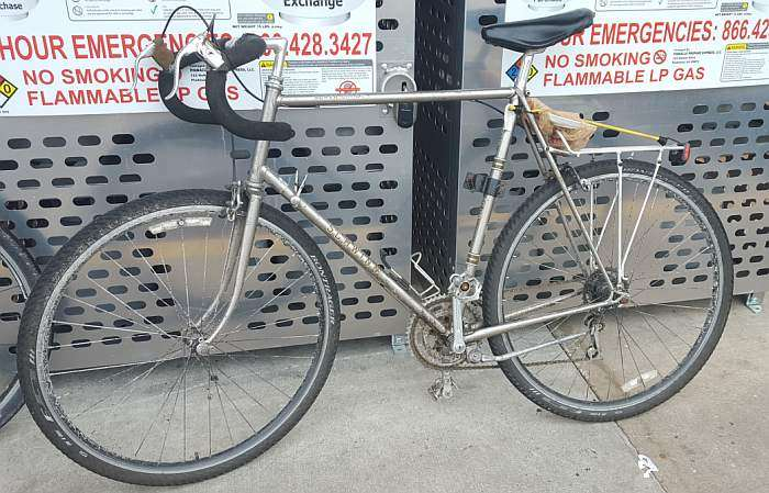 Schwinn Super Sport owned by a Newberry local.