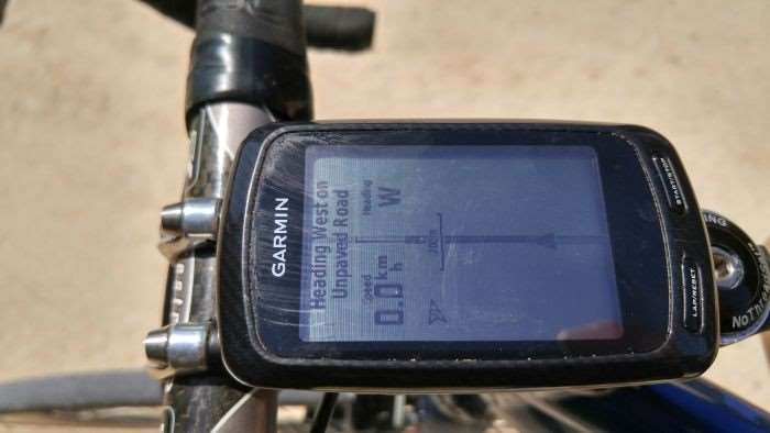 The Garmin doesn't lie.
