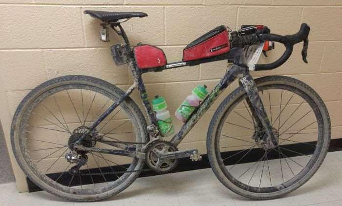 The Parlee Chebacco, my steed for the 2016 Dirty Kanza 200.