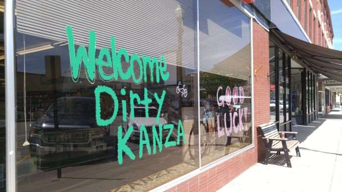 The entire community embraces Dirty Kanza.