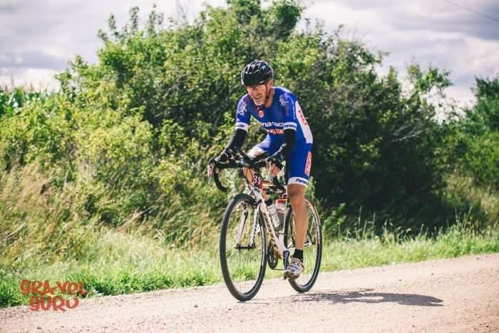 Mike Marchand. Photo by Gravel Guru.