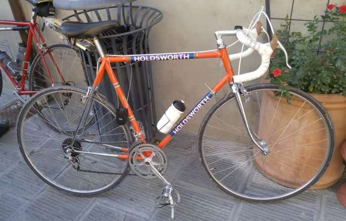 Holdsworth - British (London).