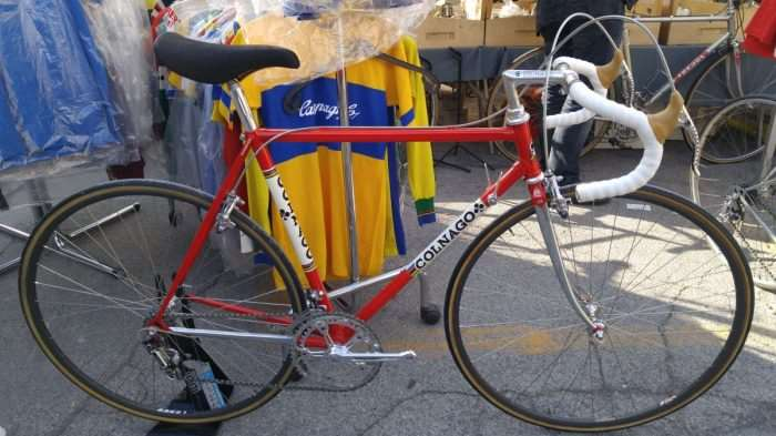 Stunning Colnago - Another bike I wanted to take home.