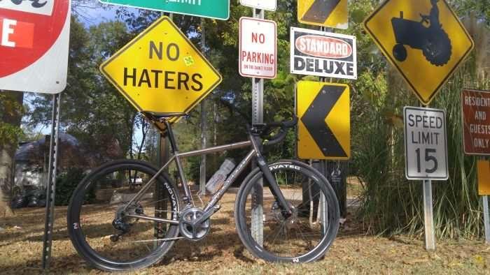 Race Report Standard Deluxe Dirt Road Century Waverly Alabama