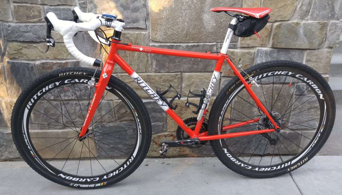 Featured Bike Ritchey Swisscross Turned Gravel Bike Gravel