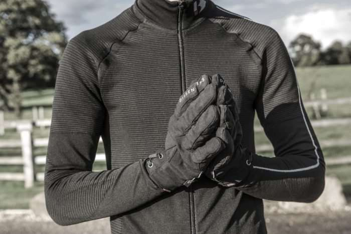 dissent 133 layered gloves review