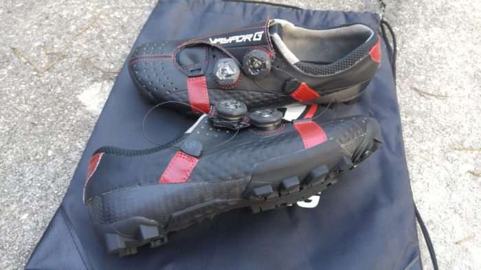 bont vaypor g shoe review