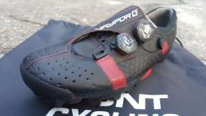 bont vaypor g shoe review and weight