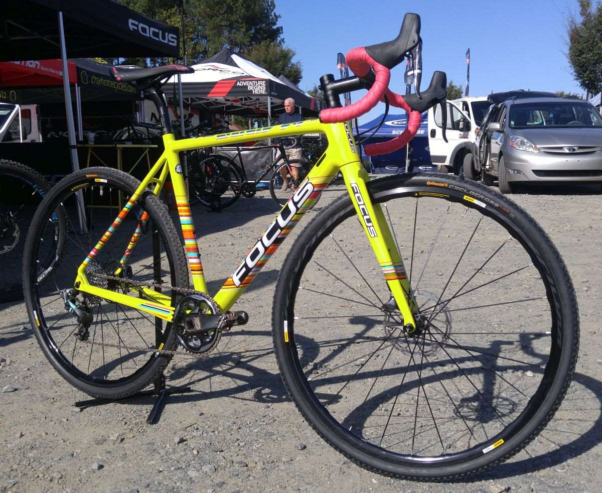 Feature: 2018 Focus Mares Force 1 CX Bike - Which Doubles as a ...