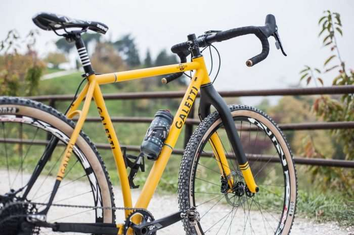 cicli galetti steel gravel bike review