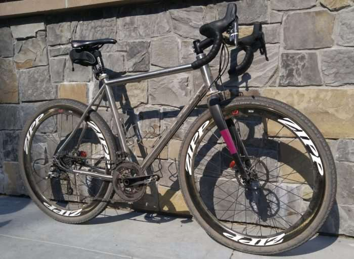 seven cycles evergreen s review