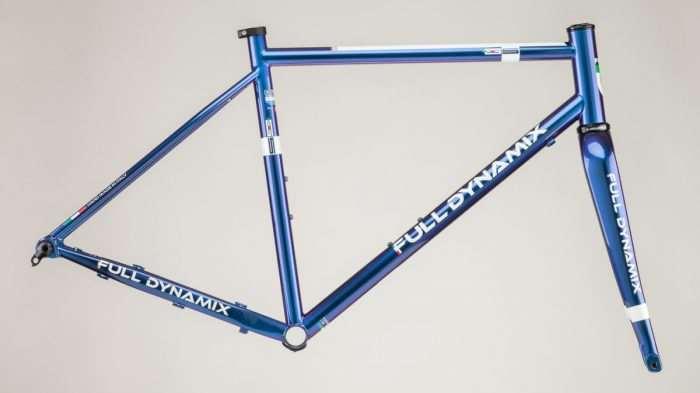 full dynamix gravel bike