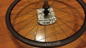 Hunt 30Carbon Gravel Disc Wheelset Review and Weight