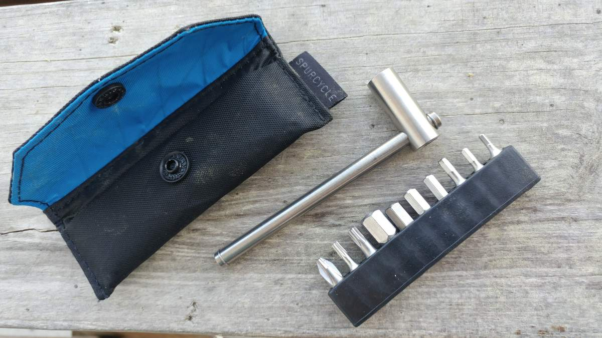 spur cycle titanium multi tool review
