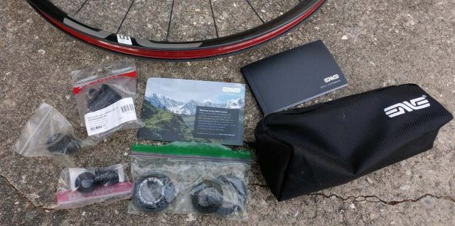 enve m525 wheelset review and weight