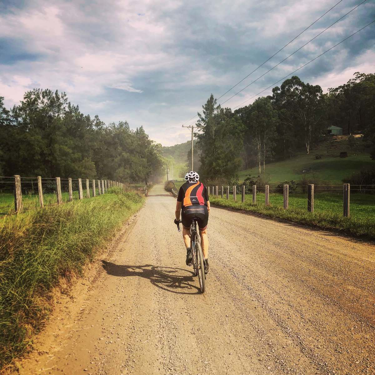australian gravel cycling