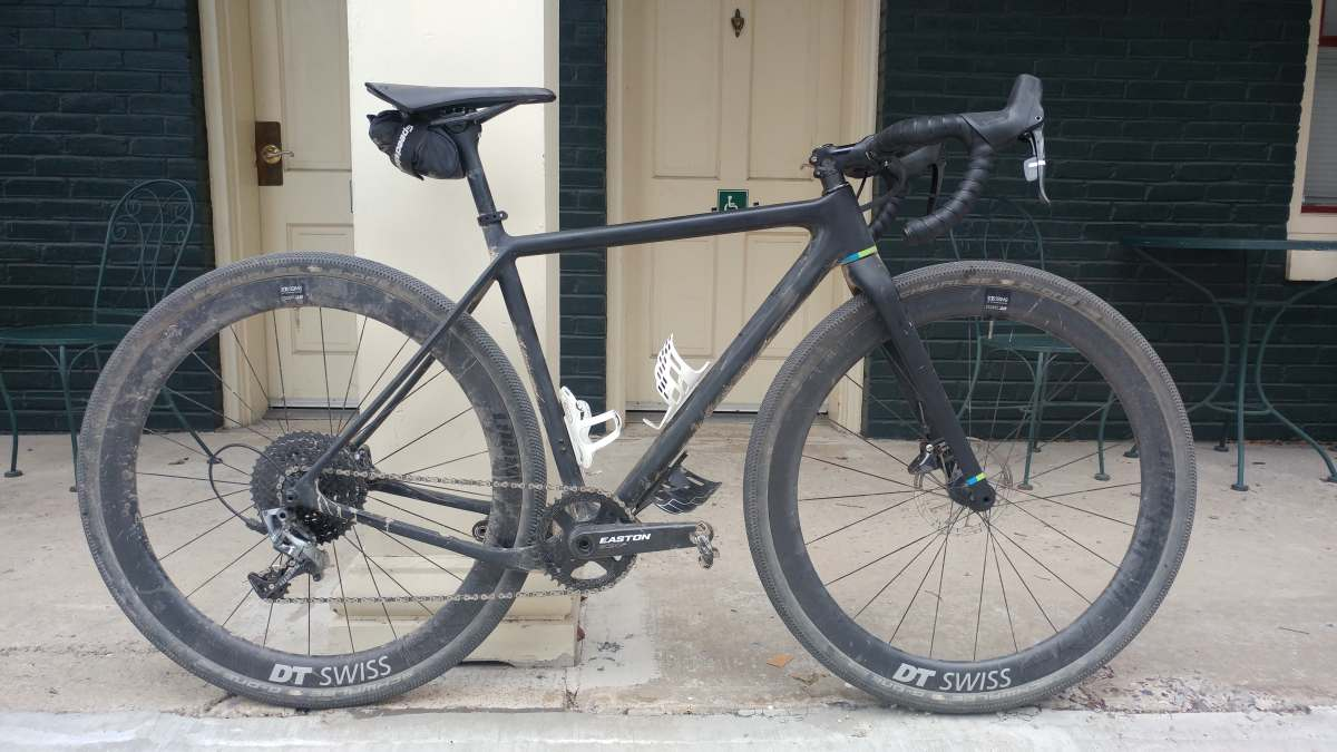 open upper gravel bike review