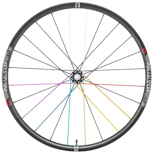 industry nine tra wheel review and weights