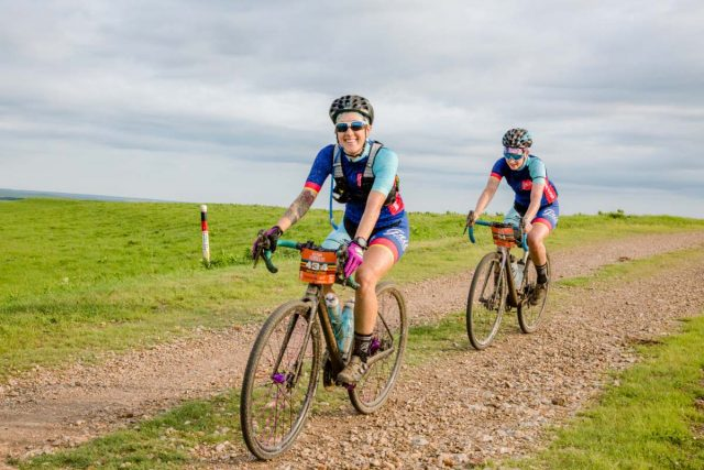 dirty kanza women's camp