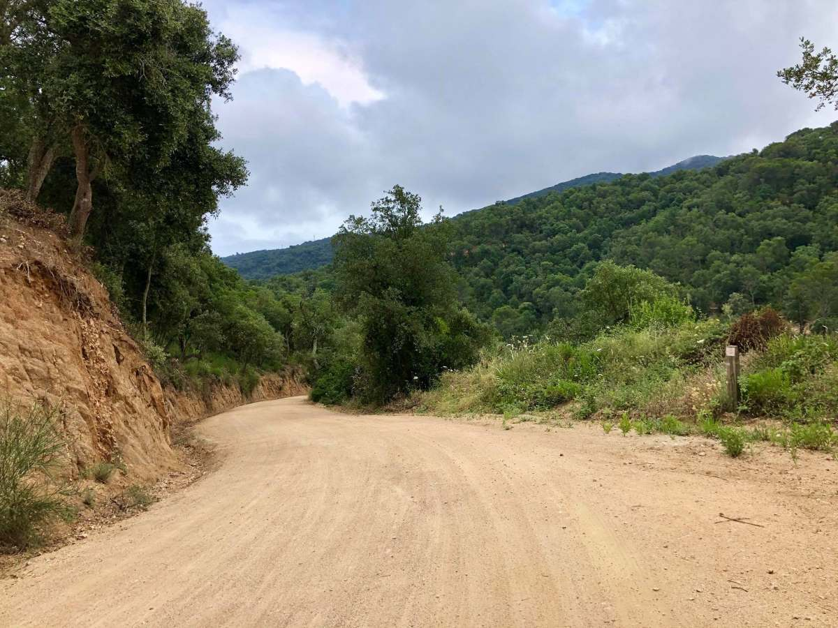 girona and french alps gravel
