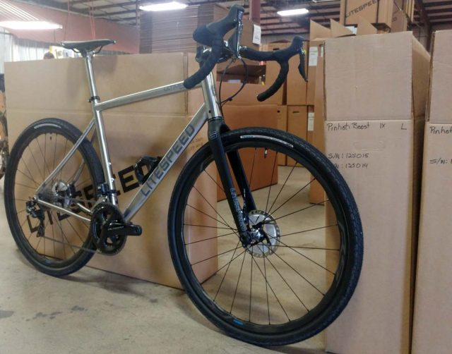 Exclusive Video Amp Photos Of Litespeed S Prototype