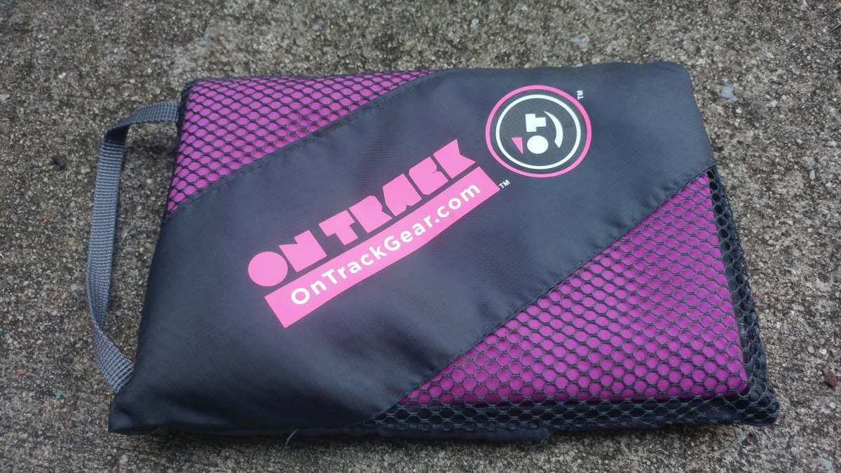 on track portable shower review