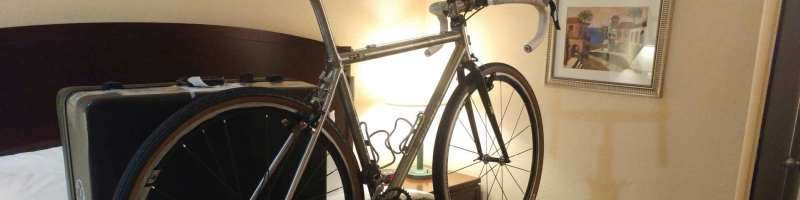 unpacking and building a ritchey breakaway