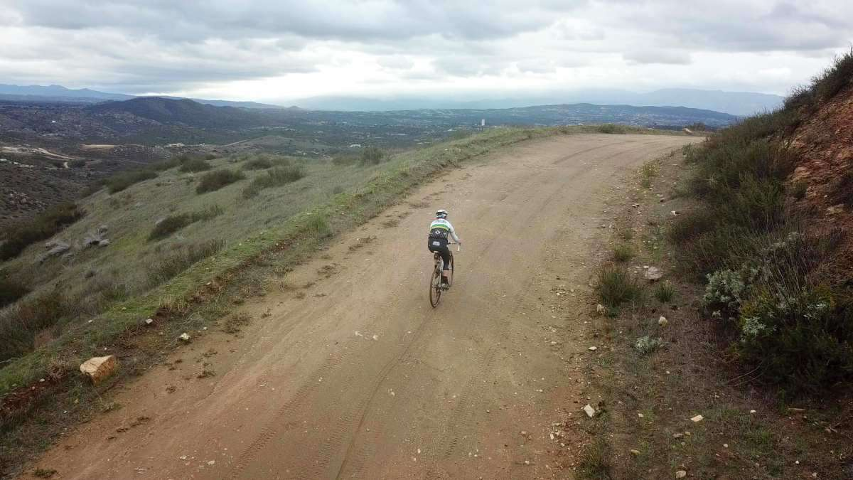 temecula california gravel cycling