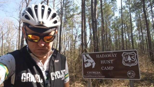 fried clay 200k ride report