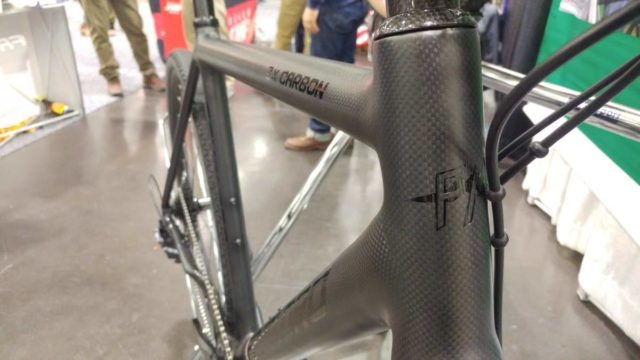 favaloro zx carbon gravel bike nahbs 2019