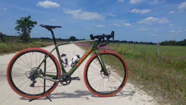panaracer gravelking orange look 765 gravel rs