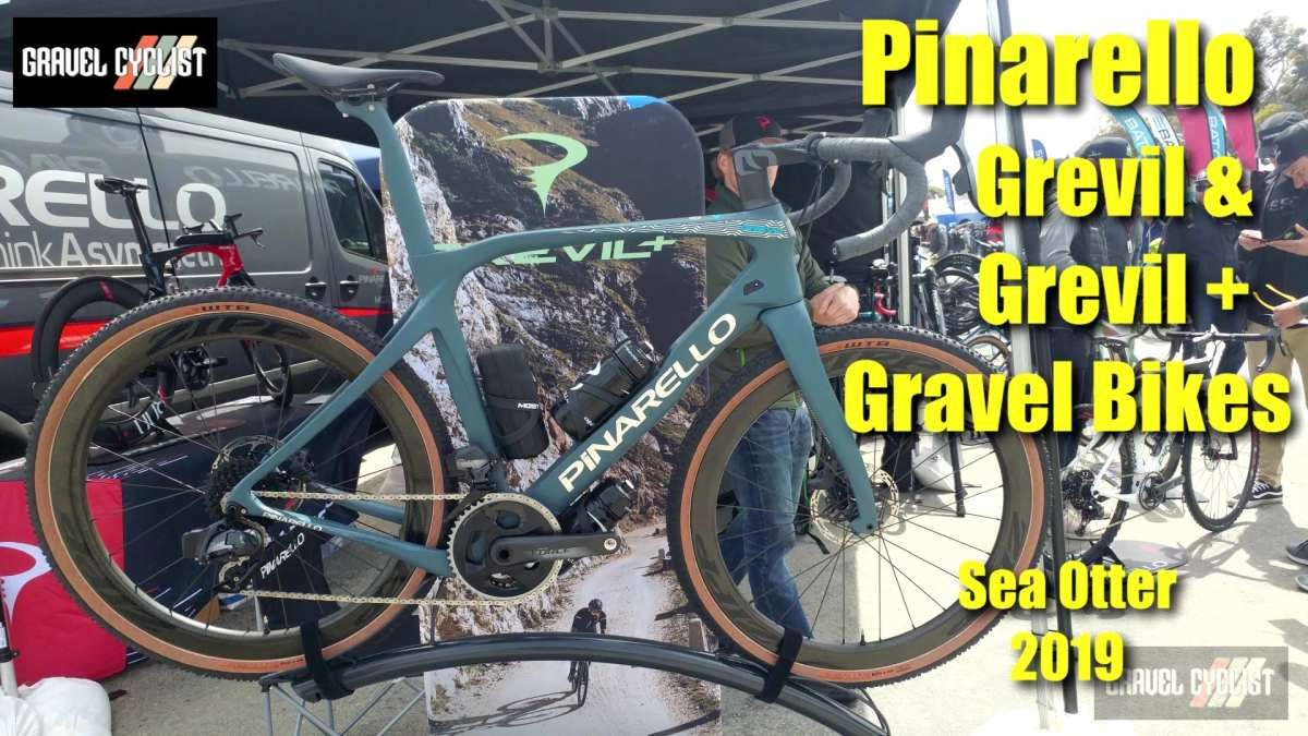 pinarello grevil and grevil plus gravel bikes