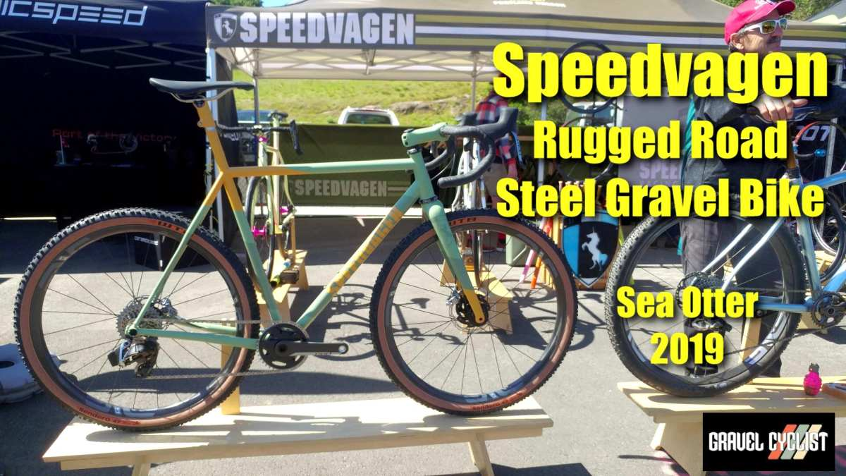 speedvagen 650b rugged road gravel bike