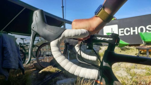 wave gravel endurance handlebar