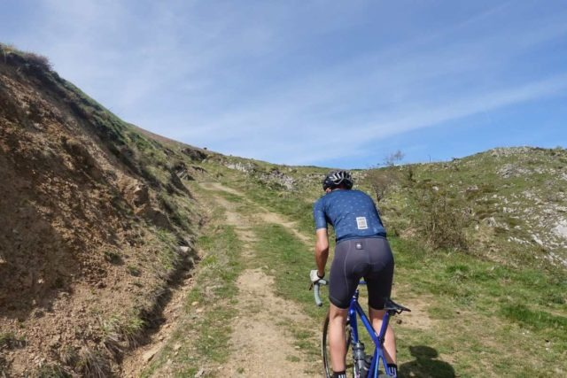 pyrenees gravel cycling