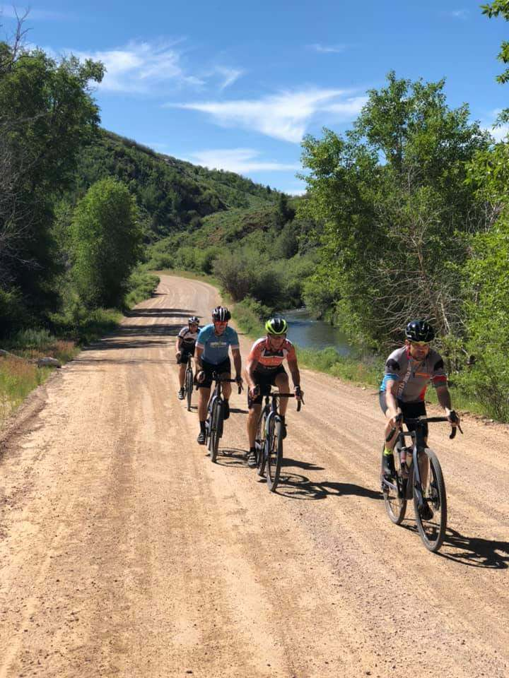 park city utah gravel cycling