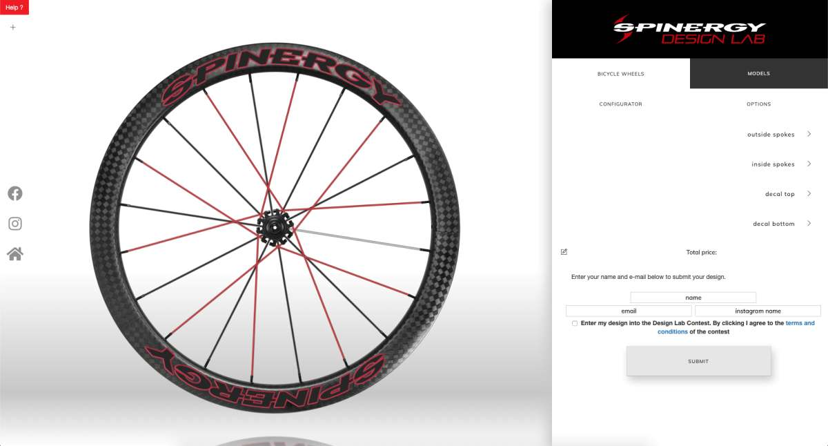 spinergy bicycle wheels design lab