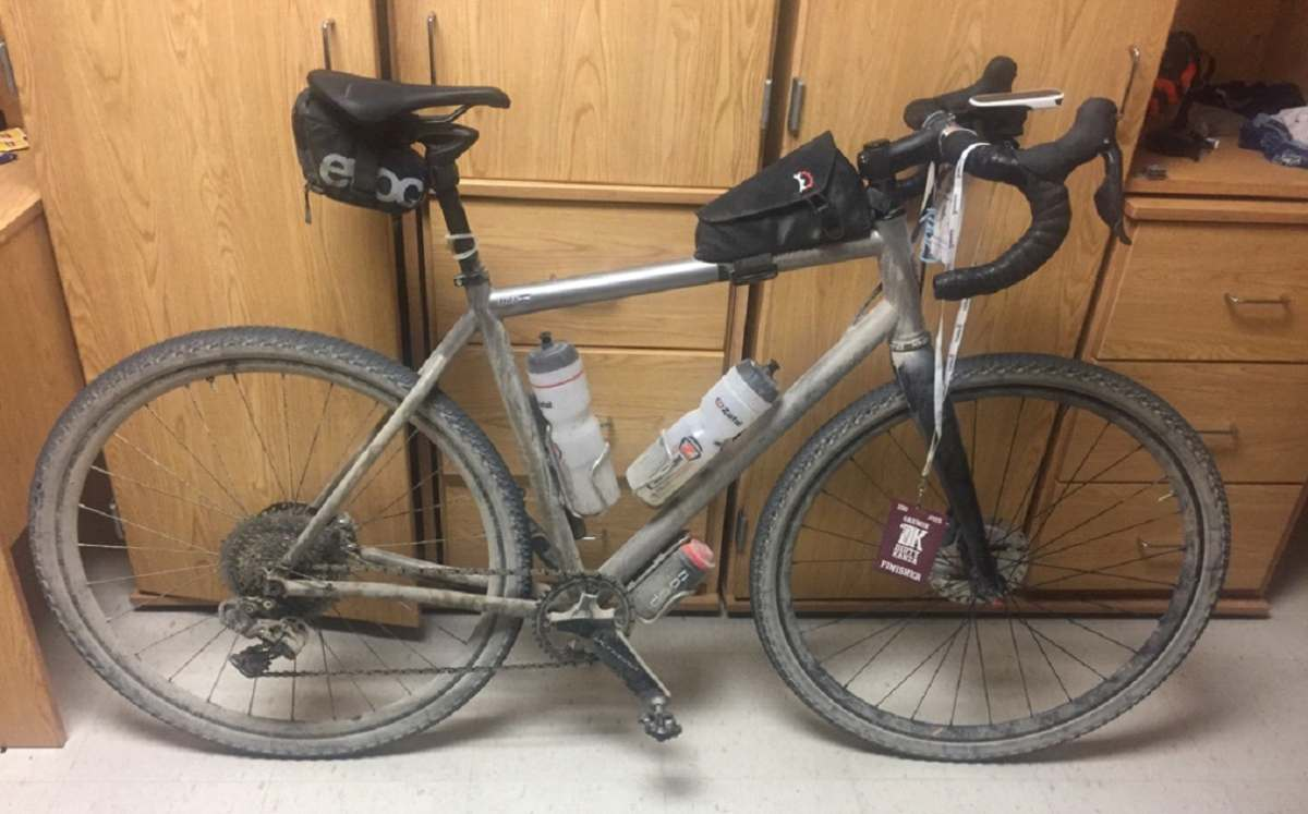 dirty kanza training and equipment