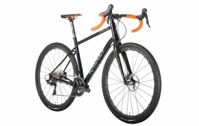 knolly bikes cache steel gravel bike