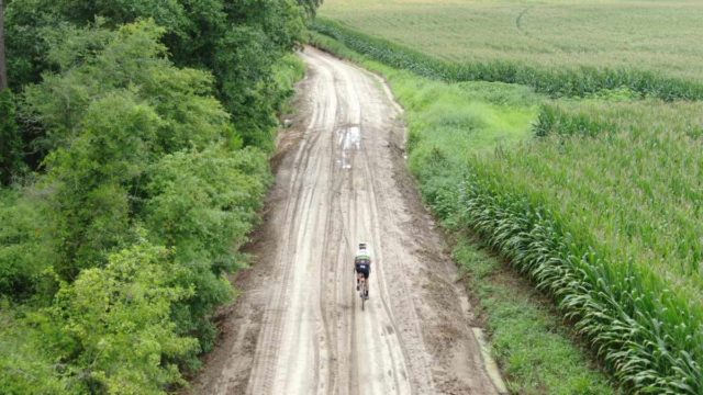 gravel cycling in south georgia
