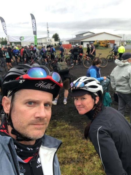 the rift iceland race report