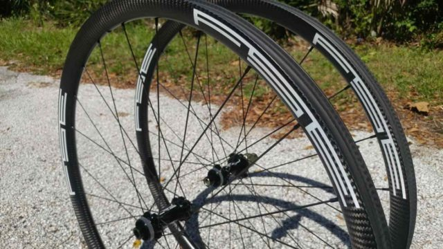 fse carbon g28 32x gravel wheels