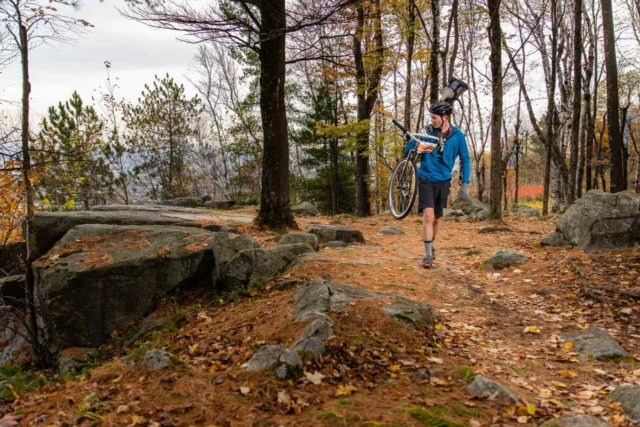 ironbull red granite grinder racer report 2019