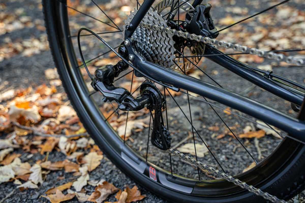t-lab x3 gravel bike absolute black