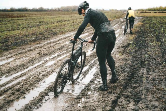 gravel cycling in hungary