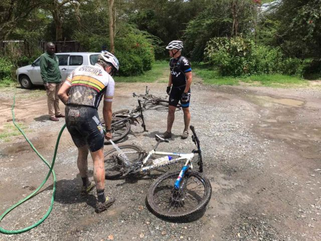 gravel cycling in nairobi